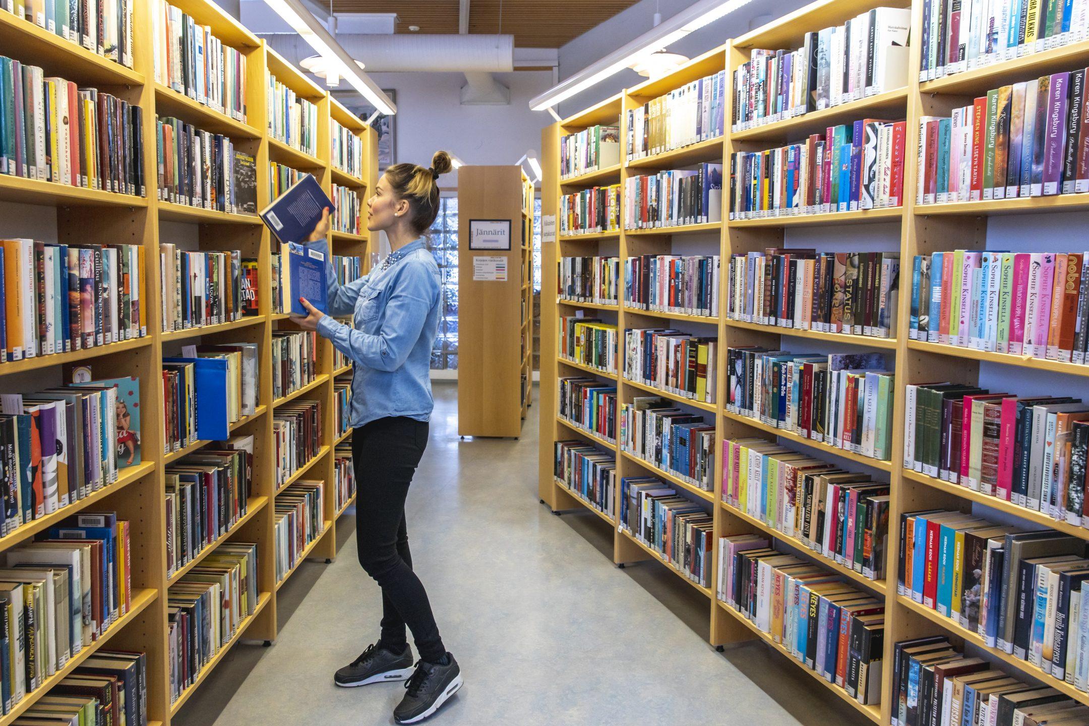 Näkövammaisten Kirjasto